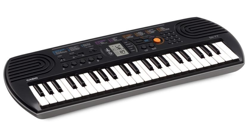 Shop Bán Đàn Organ Casio SA-77 Bàn Phím Mini Chính Hãng