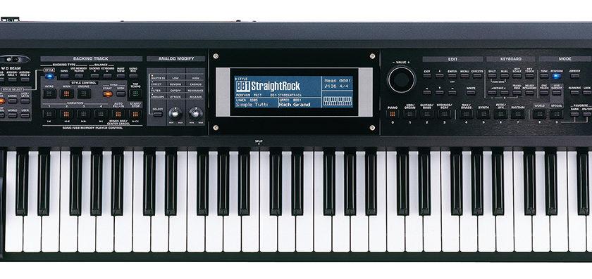 Shop bán đàn organ Roland GW-8 chính hãng giá tốt