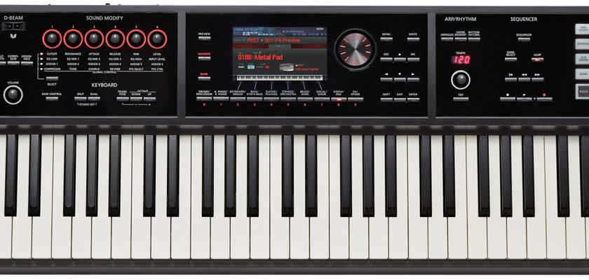 Shop bán đàn organ roland FA-08 chính hãng giá tốt
