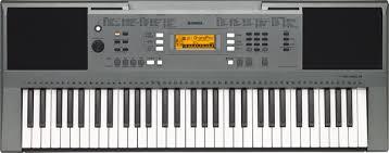 đàn organ Yamaha PSR E353