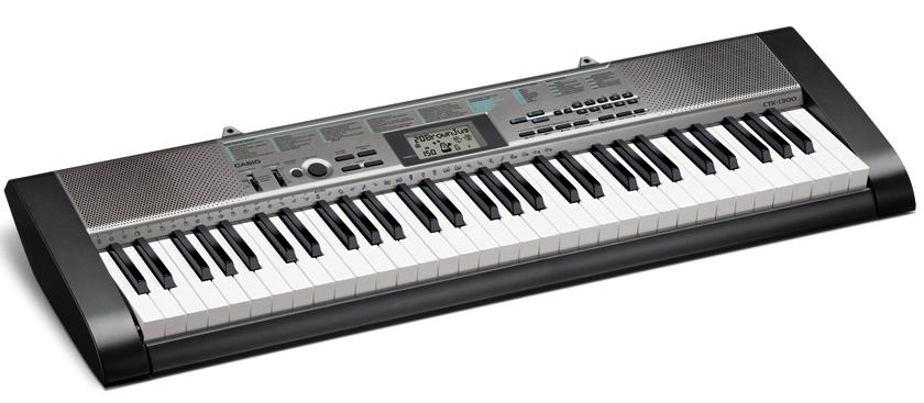 Shop bán đàn organ bàn phím tiêu chuẩn Casio CTK-1300 Nhật Bản