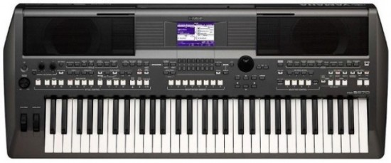 Đàn Organ Yamaha PSR S670 mức giá dưới 20 triệu đồng