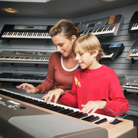 shop bán đàn organ