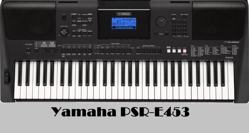 Shop Bán Đàn Organ Yamaha PSR-E453 Nhật Bản 61 Phím Giá Rẻ