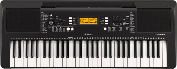 Shop Bán Đàn Organ yamaha PSR-E363 Chính Hãng Giá 61 Phím