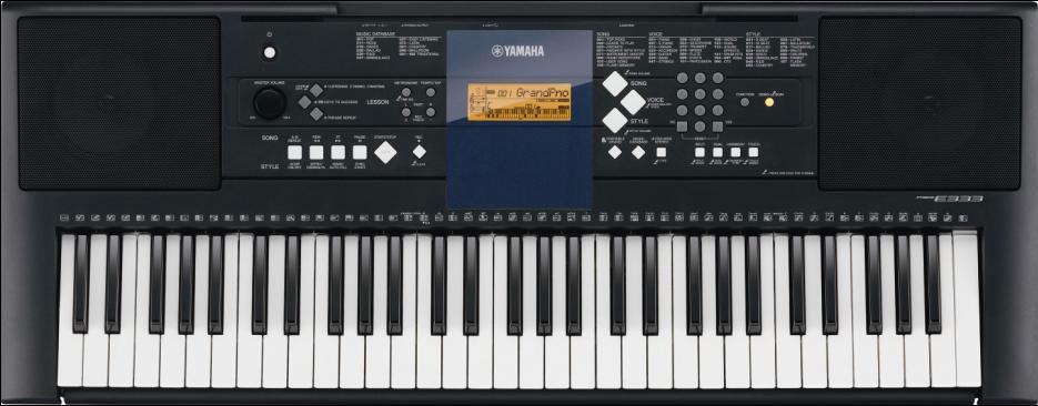 Organ Yamaha PSR- E333