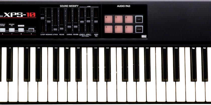 Shop bán đàn organ roland XPS 10 chính hãng giá tốt