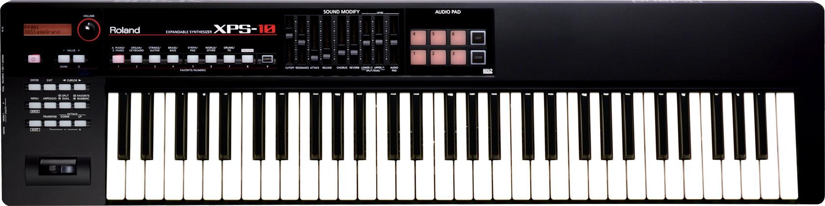 đàn organ roland xps 10