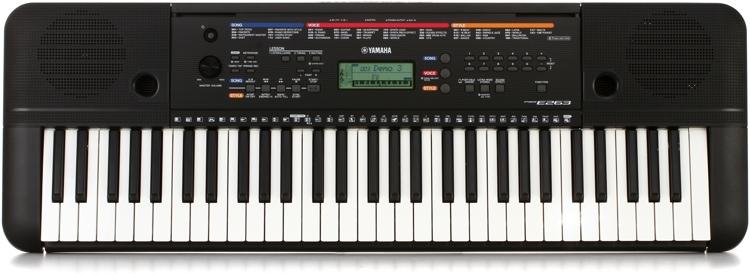 Shop Bán Đàn Organ Điện Từ Phổ Thông Yamaha PSR-E263 Chính Hãng