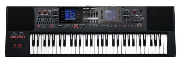 Những mẫu đàn organ có USB bán chạy hiện nay