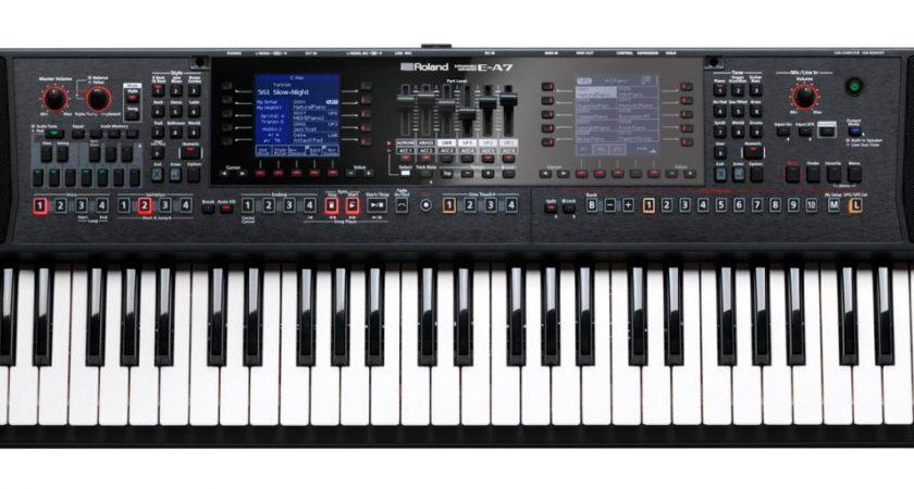 Ưu điểm đàn organ chuyên nghiệp Roland EA7