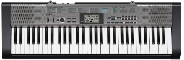 Đánh giá cây đàn organ casio CTK 1300