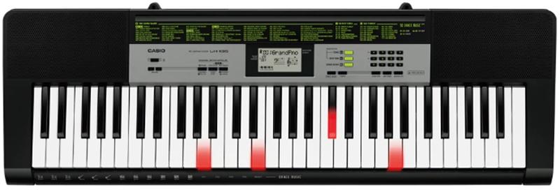 Shop bán đàn organ casio LK-135 bàn phím sáng của Nhật