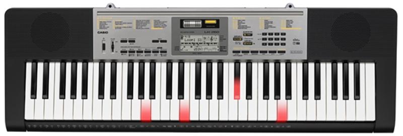 Đàn organ casio LK-260 chính hãng với 61 phím bán giá tốt