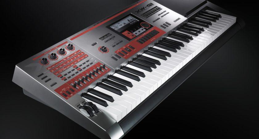 Shop bán đàn keyboard casio XW-G1 chính hãng