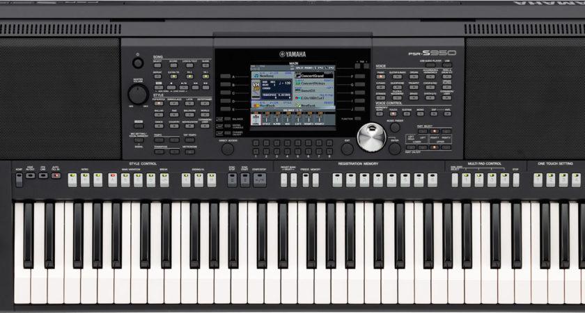Shop bán đàn organ điện tử chuyên nghiệp Yamaha PSR-S950 Nhật