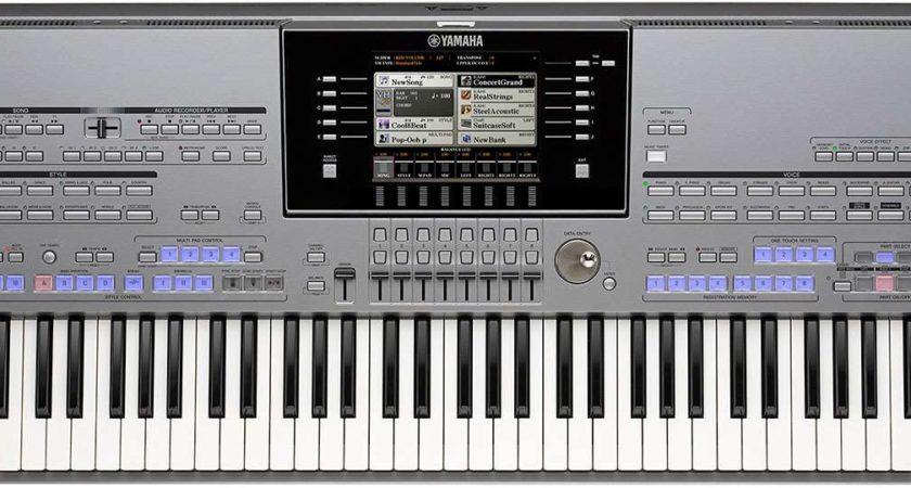 Shop bán đàn organ yamaha Tyros5-76 chính hãng giá tốt