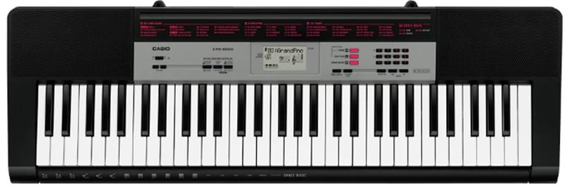 Shop bán đàn organ Casio CTK-1500 bàn phím tiêu chuẩn mới nhất
