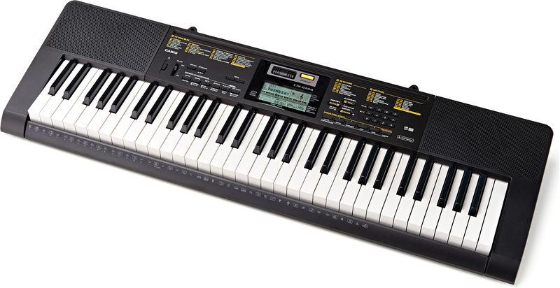Shop bán đàn organ casio CTK-2400 chính hãng 61 phím của Nhật Bản