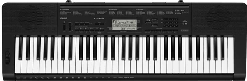 Shop bán đàn organ casio CTK-3500 bàn phím chuẩn mới nhất