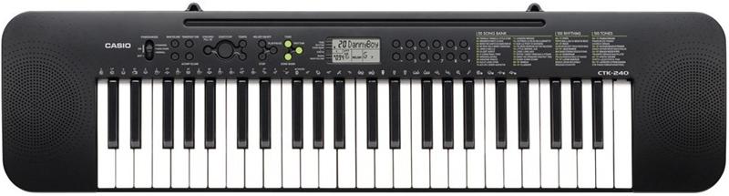 Shop bán đàn organ Casio CTK-240 chính hãng giá tốt
