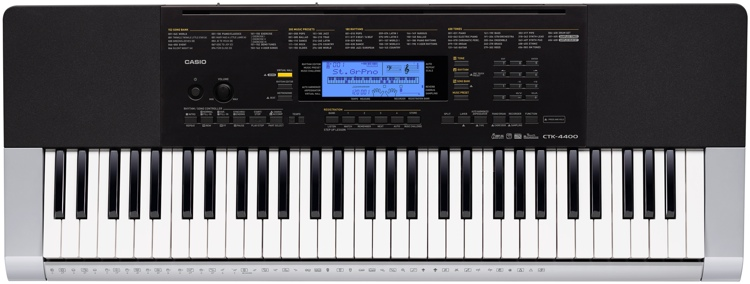 Đàn organ Casio CTK-4400 chính hãng nhập khẩu từ Nhật Bản giá tốt