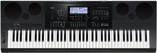 Đàn organ loại tốt dành cho nhạc sĩ Casio WK-7600