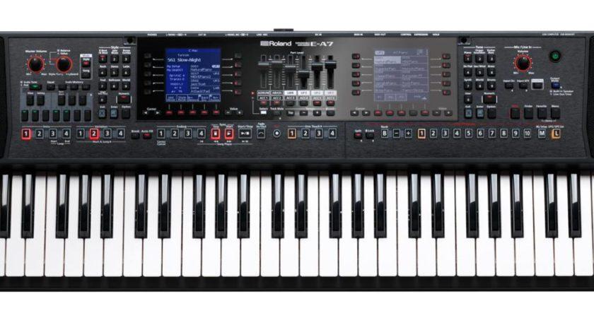 Shop bán đàn organ roland keyboard EA7 chính hãng giá tốt