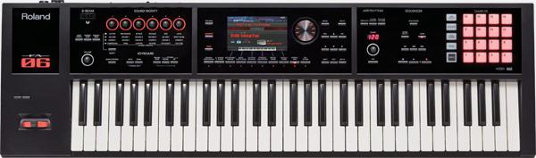 Shop bán đàn organ roland FA-06 chính hãng giá tốt