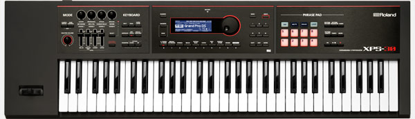 Shop bán đàn organ Roland XPS-30 chính hãng của Nhật Bản
