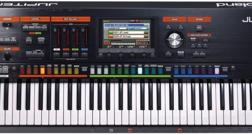 Shop bán đàn organ Roland Jupiter 80 chính hãng giá tốt