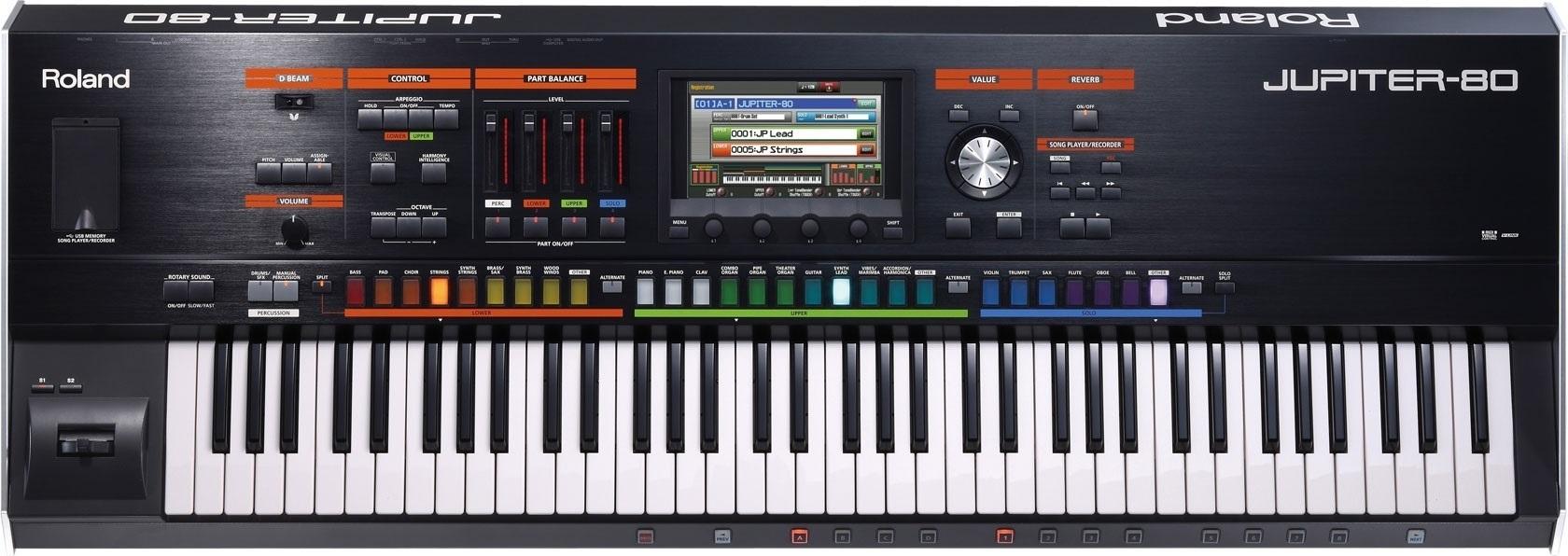 đàn organ roland Jupiter 80