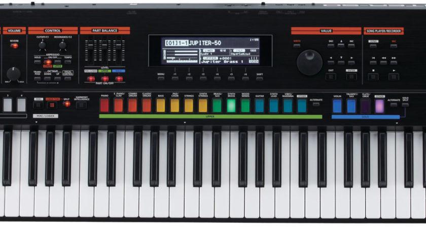 Shop bán đàn organ roland Jupiter-50 chính hãng giá tốt