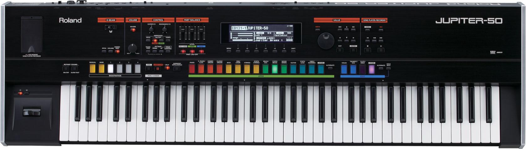 đàn organ roland Jupiter-50