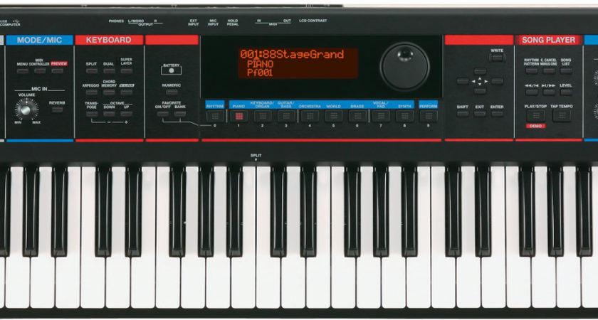 Shop bán đàn organ roland Juno-Di chính hãng giá tốt