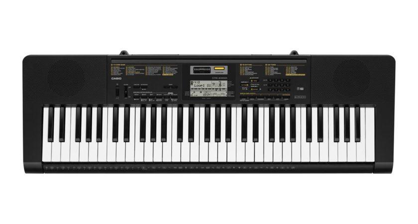 Thông tin chi tiết cây đàn organ casio CTK 2400