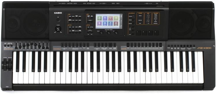 Đàn organ loại tốt casio MZ-X300 dành cho người chơi nhạc trình độ cao