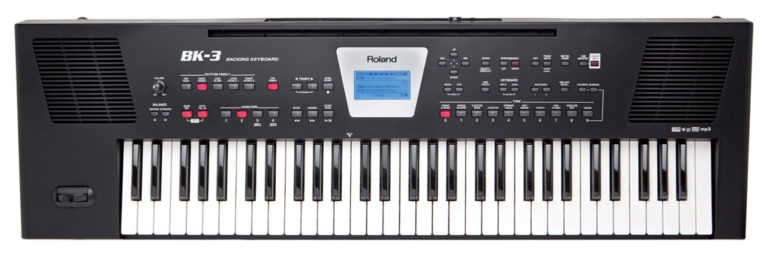 Giá đàn organ roland BK3 mới hôm nay