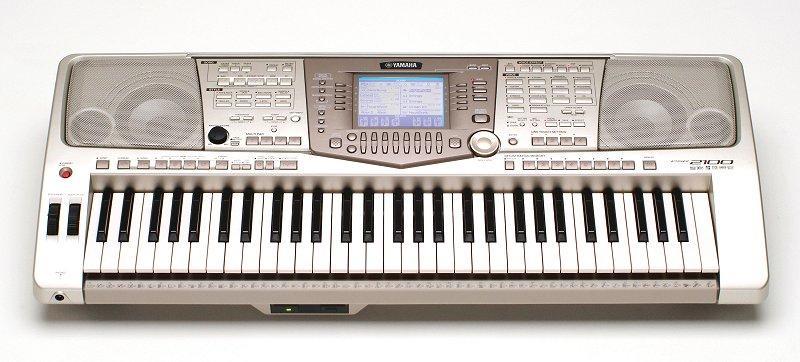 Shop bán đàn organ yamaha psr 2100 cũ