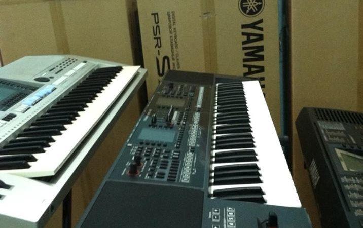 Đàn Organ Yamaha S710 cũ