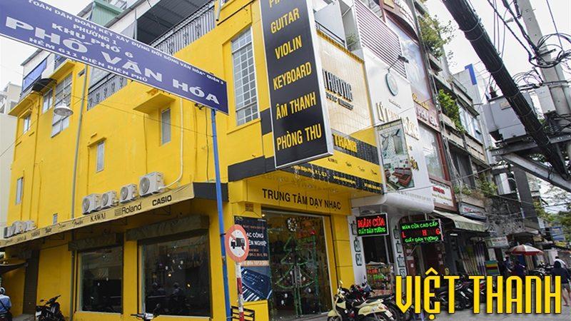 Địa điểm bán đàn organ tại đường Điện Biên Phủ, Tp Hồ Chí Minh