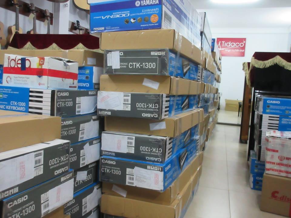 Cơ sở kinh doanh đàn organ điện tử thành phố Hồ Chí Minh