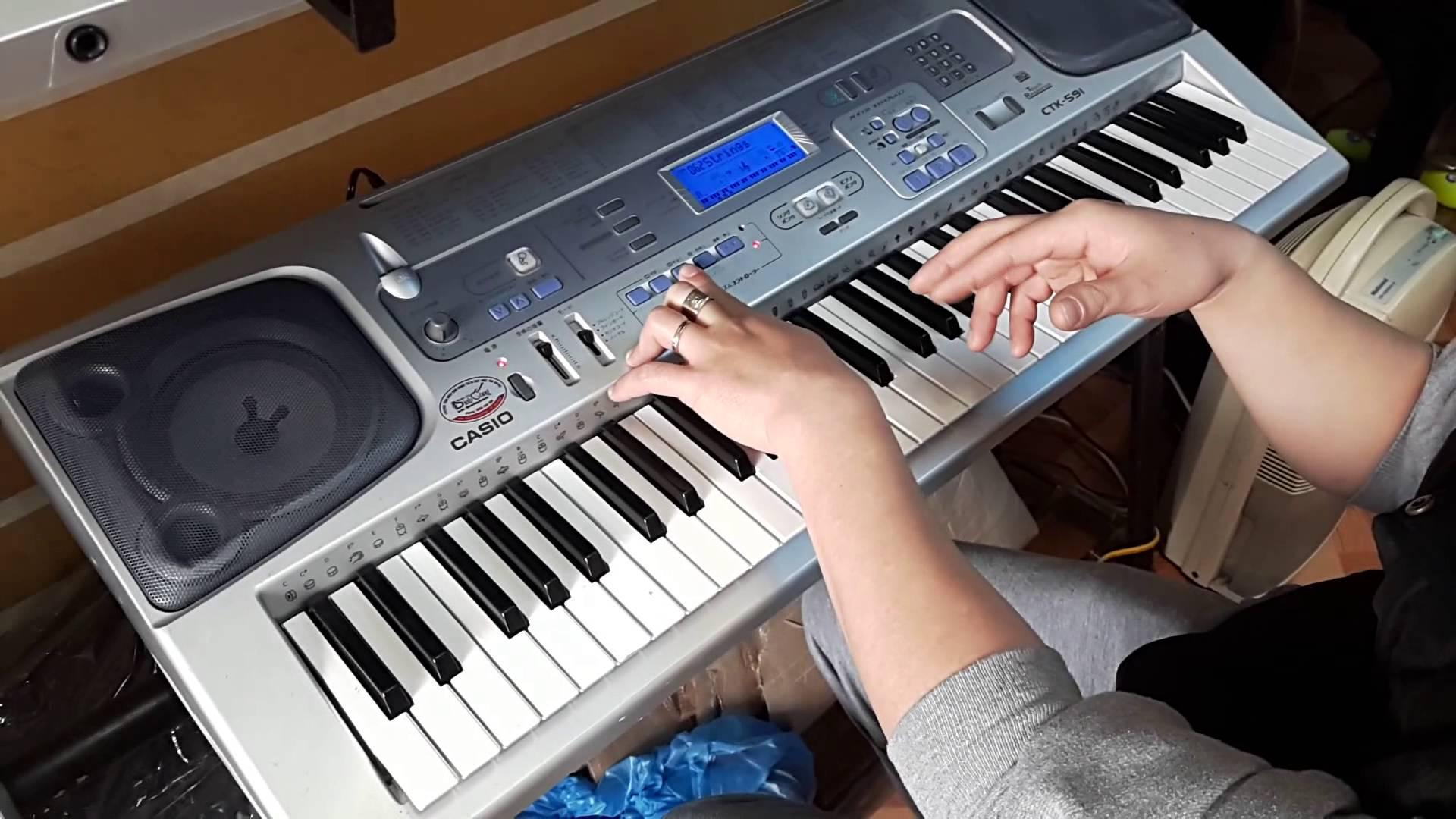 Đàn Organ Casio