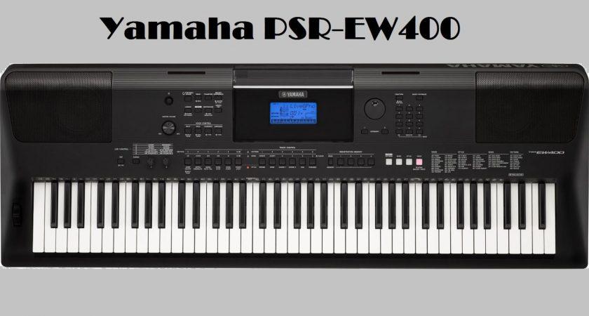 Đánh giá đàn organ keyboard Yamaha PSR-EW400