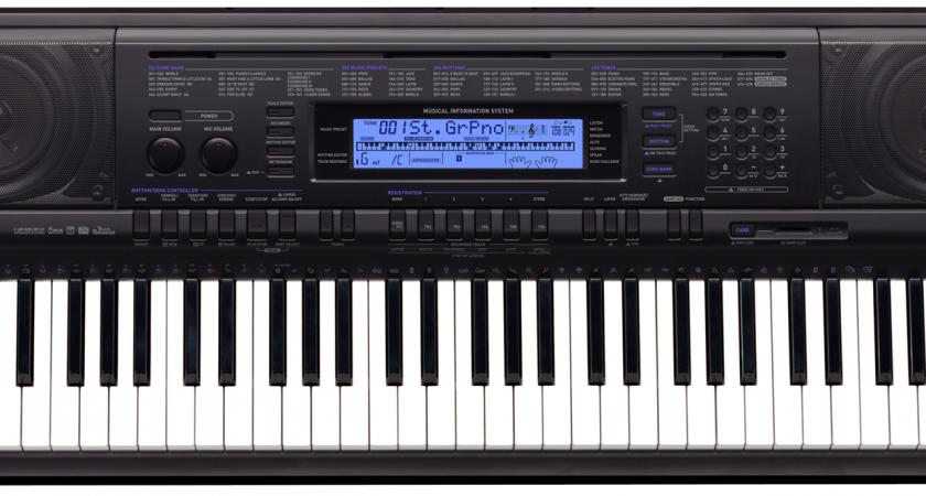 Shop bán đàn organ casio WK-500 chính hãng giá tốt