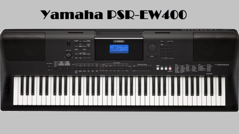 Đàn Organ Yamaha PSR-EW400