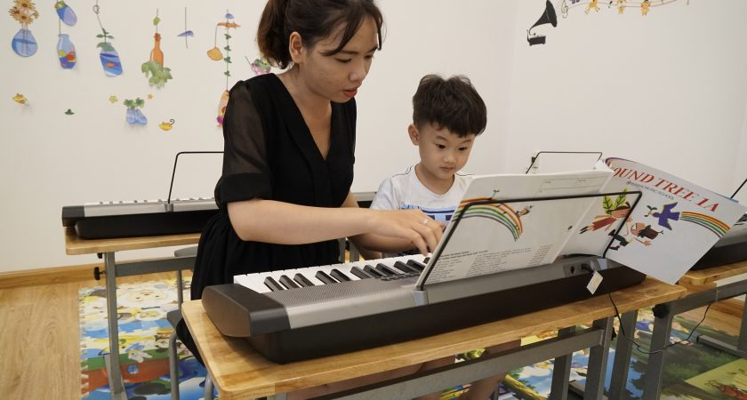 Hướng dẫn chọn đàn organ dành cho trẻ em
