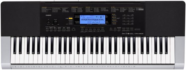 Đàn organ casio ctk 4400 bàn phím tiêu chuẩn nhập từ Nhật Bản