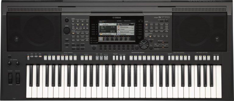 Organ Yamaha PSR-S770