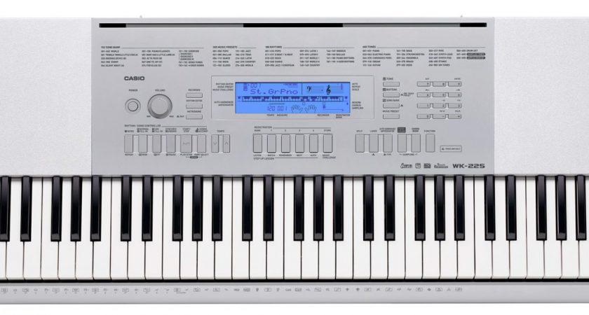Shop bán đàn organ casio WK-225 chính hãng giá tốt